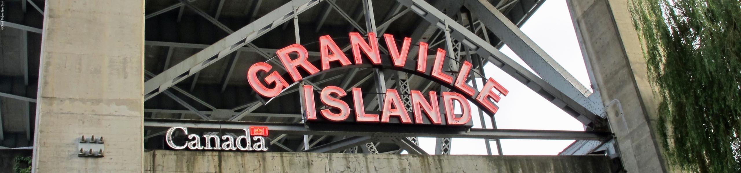 Featured Photo Granville Island - Vancouver, British Columbia, Canada