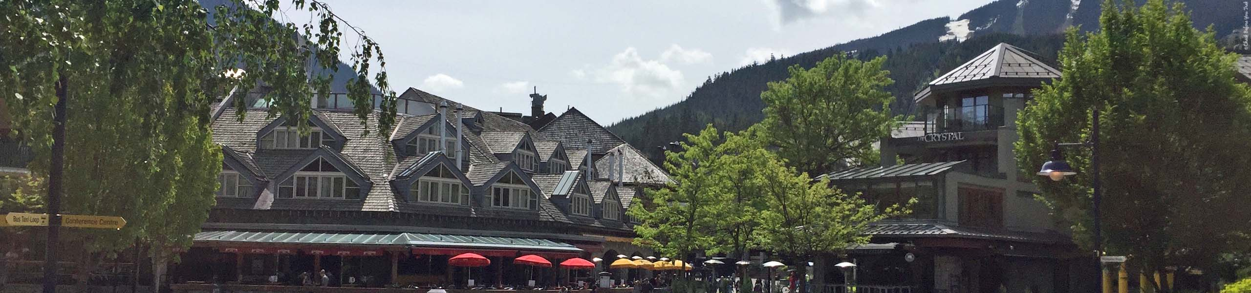 Featured Photo - Whistler Village, Whistler, British Columbia, Canada