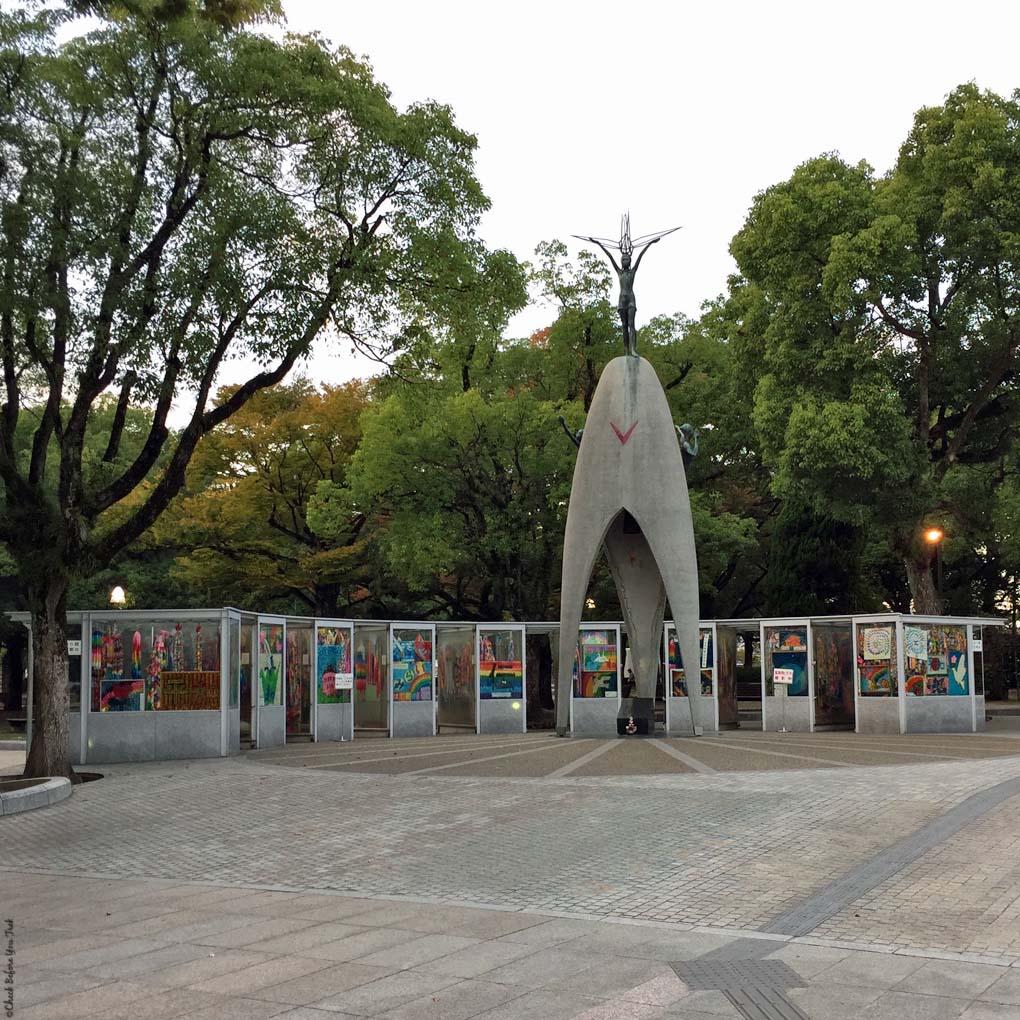 Hiroshima: Memorials and a Modern City - Check Before You Trek